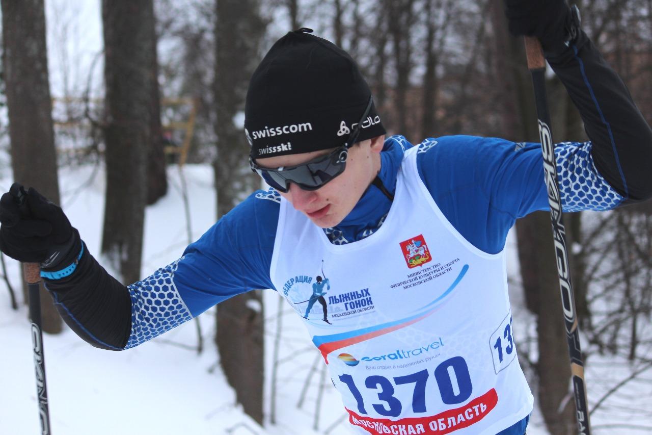 39. Алексей Зернов в этот день остановился на 4 строчке протокола.