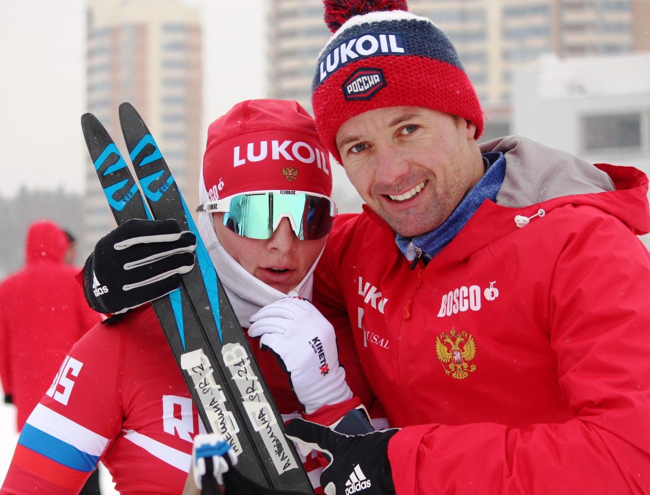 После той самой победы на Красногорской гонке.