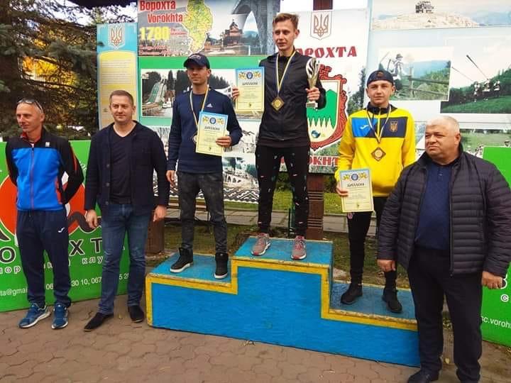 В. Калиниченко, Д. Мазурчук, Е. Марусяк