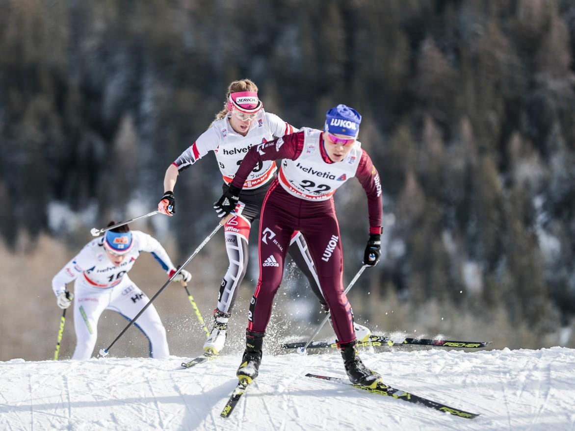 Лыжница Седова сообщила, что небоится последнего этапа «Тур деСки»