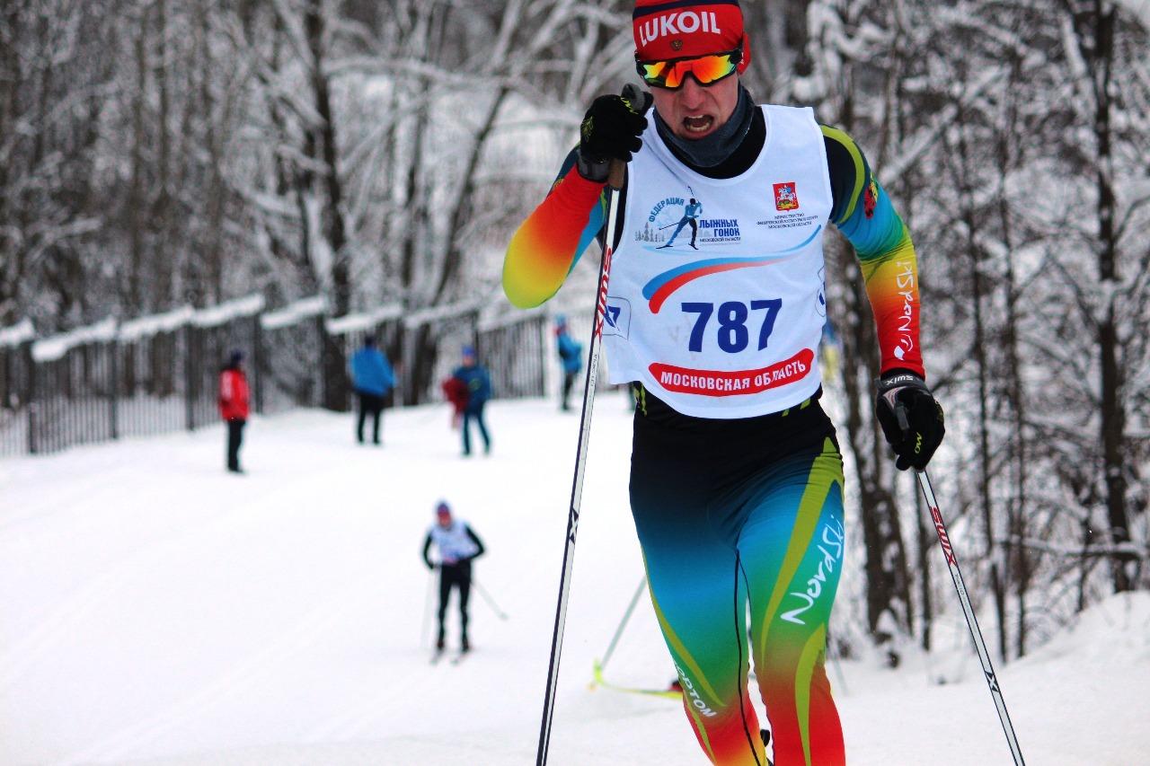 Егор Савкин (Истина) - победитель гонки.