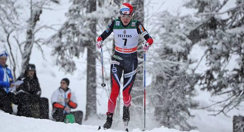 """Анастасия Седова: «Вследующем сезоне постараюсь быть выше на""""Тур деСки""""»"""