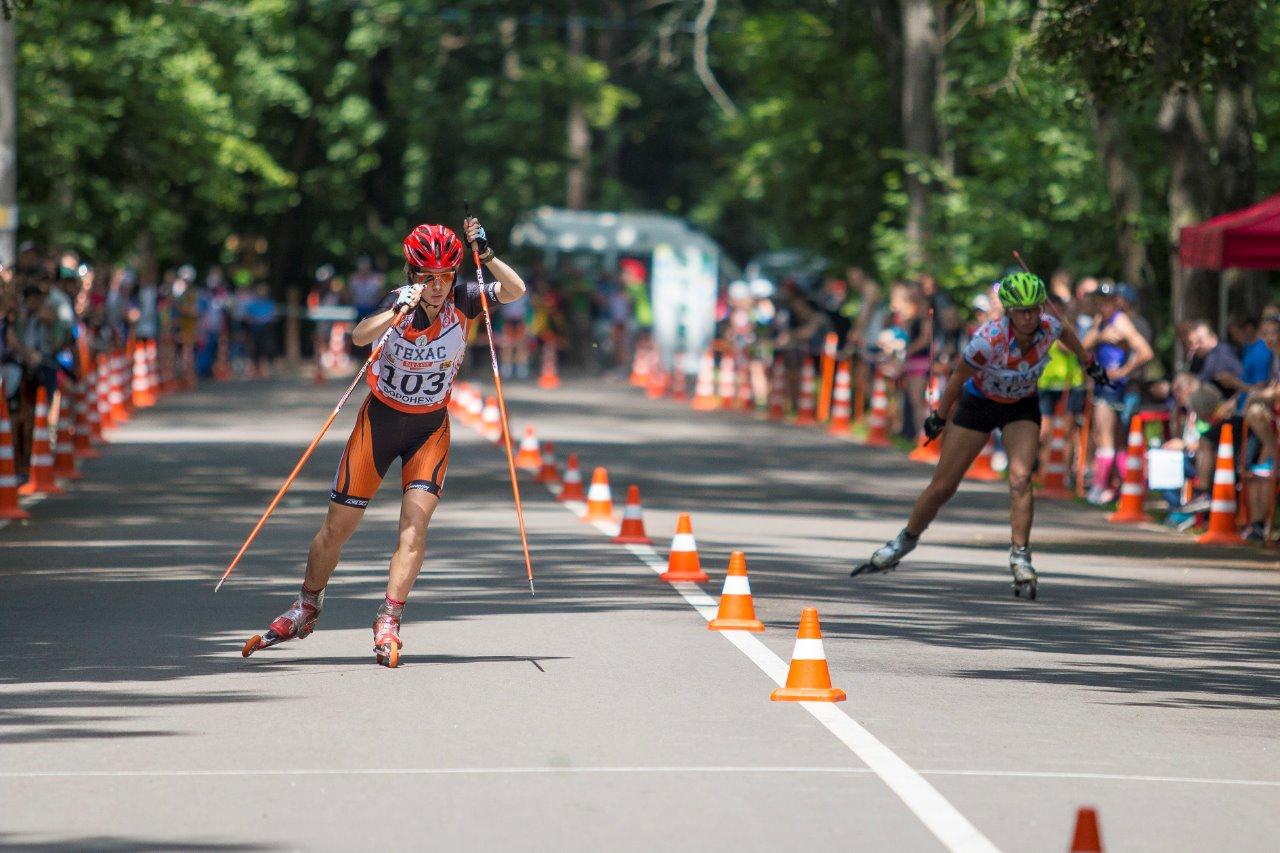 Финал Б, женщины: Ульяна Гаврилова завоевывает бронзовую медаль