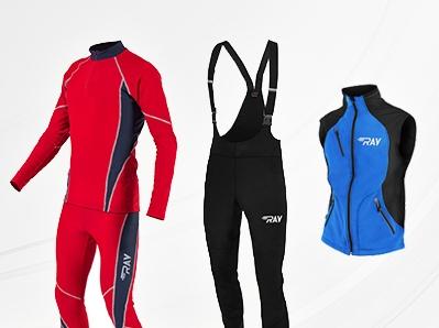 Спортивные брюки для лыжных гонок