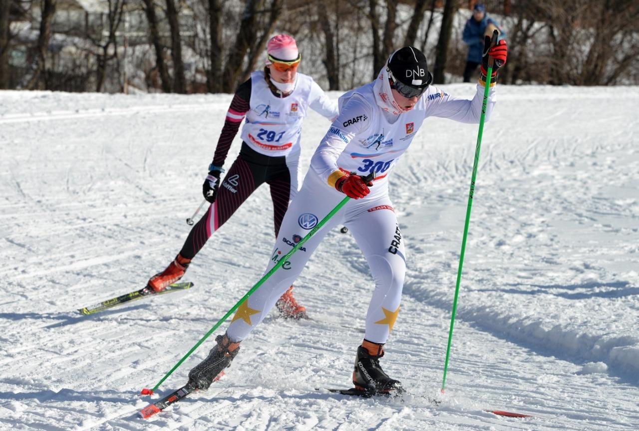 София Тюлькина, четвертый результат.