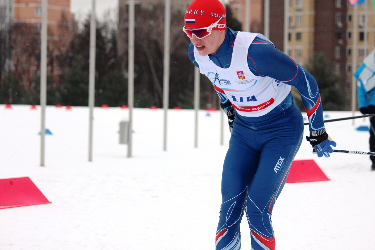 26. Сергей Волков.