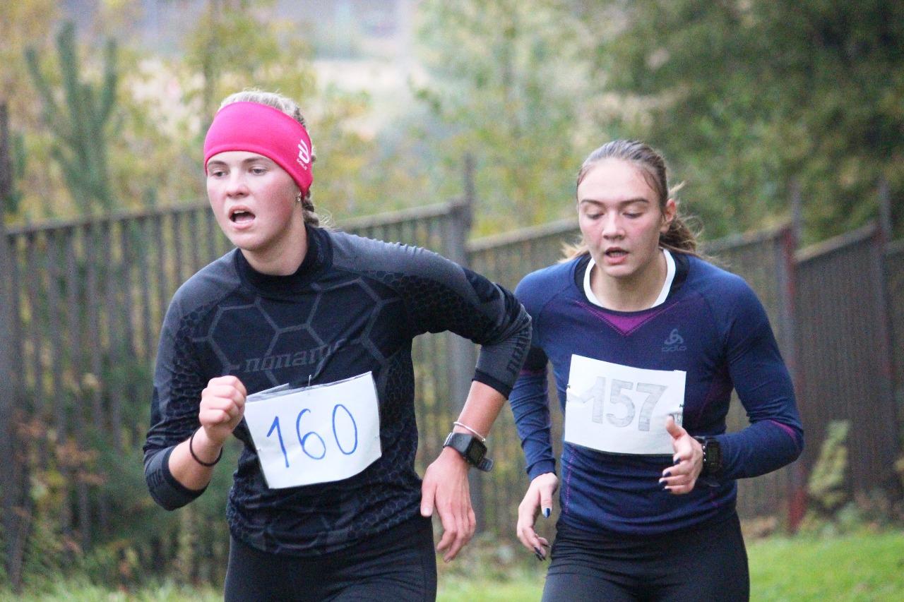 София Тюлькина (Краснознаменск) - 4 результат среди юниорок.
