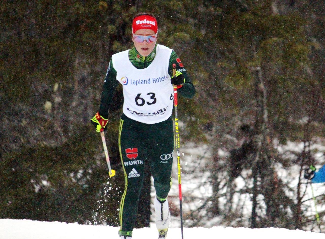 Катарина Хенниг (второй результат).