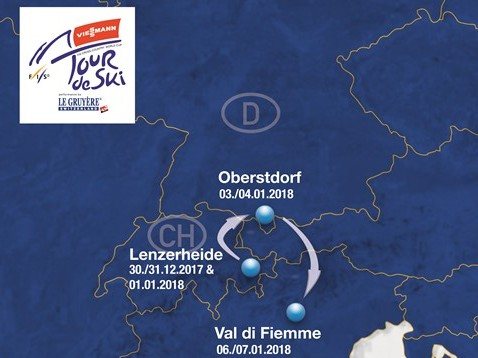 Четвёртая гонка «Тур деСки»— спринт классическим стилем— отменена