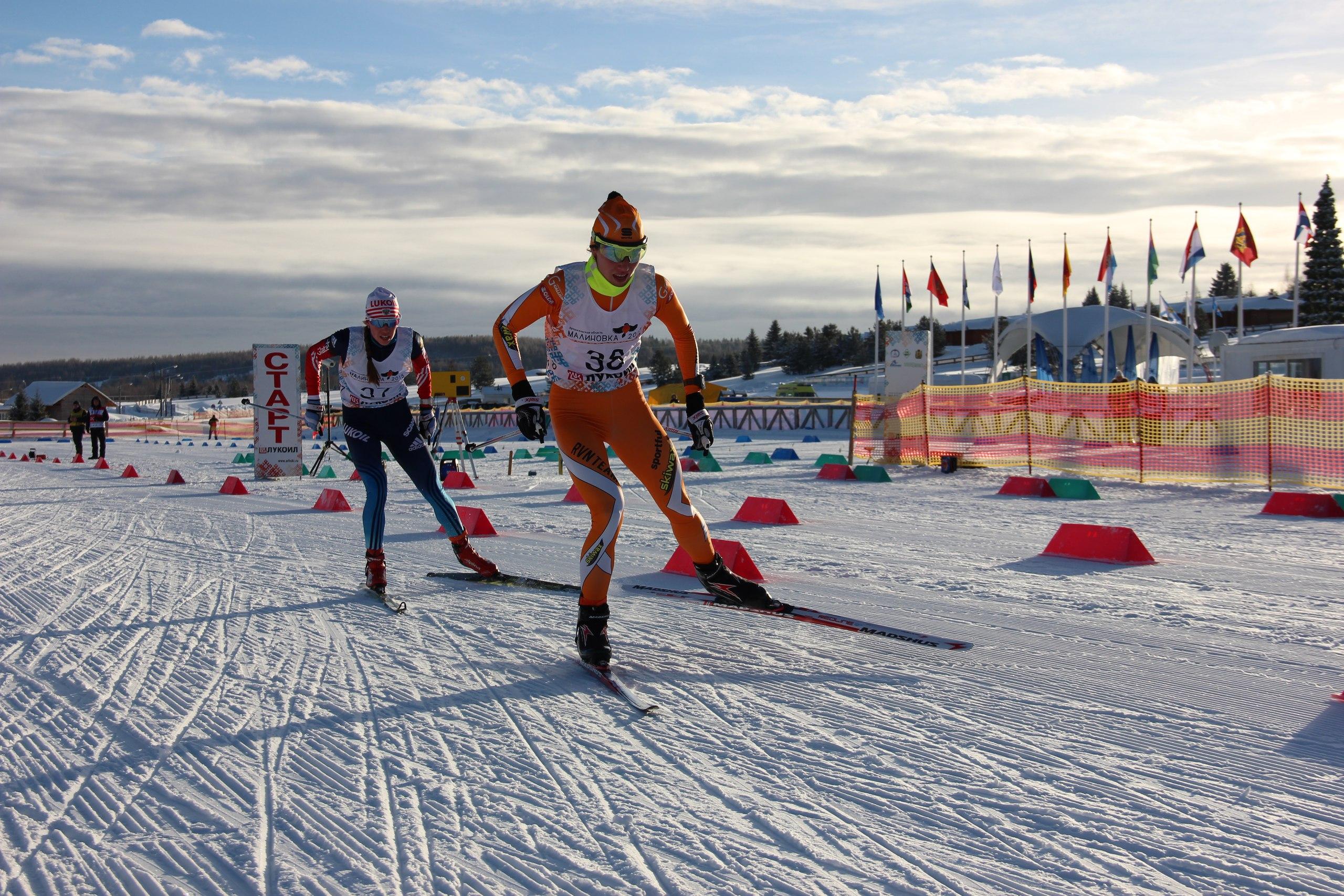 Лыжники Поморья завоевали первое место начемпионате СЗФО