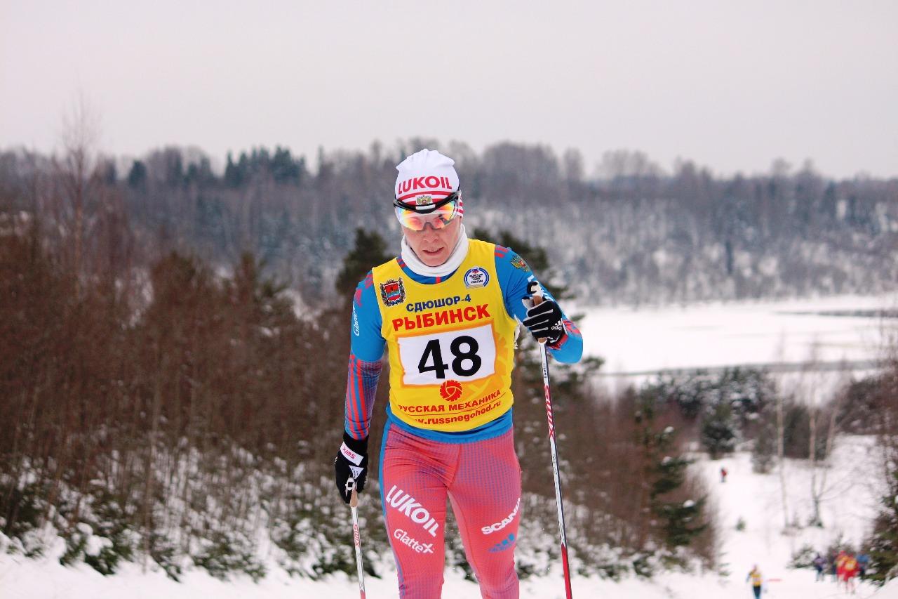 Олимпийское спокойствие Натальи Ильиной.