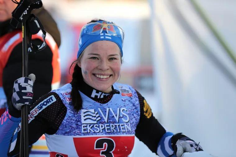 Лыжник Устюгов стал 3-м вспринте наэтапе Кубка мира вНорвегии