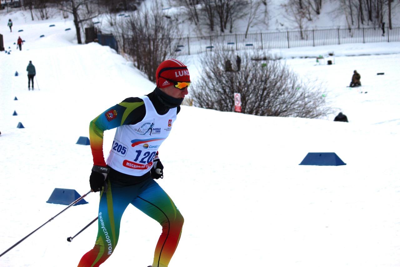 35. Егор Савкин (Истина) показал четвертый результат.