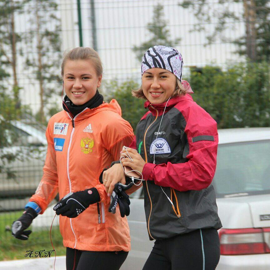 Кристина и Дарья