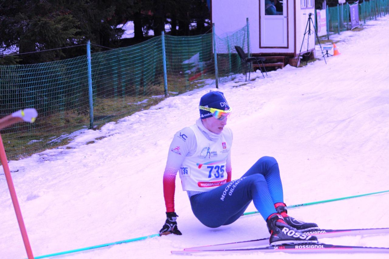 Трех секунд не хватило одинцовскому спортсмену Александру Анцупову до пьедестала.