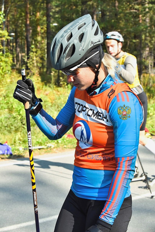 Ксения Жужгова делится своими впечатлениями о российских лыжероллерах
