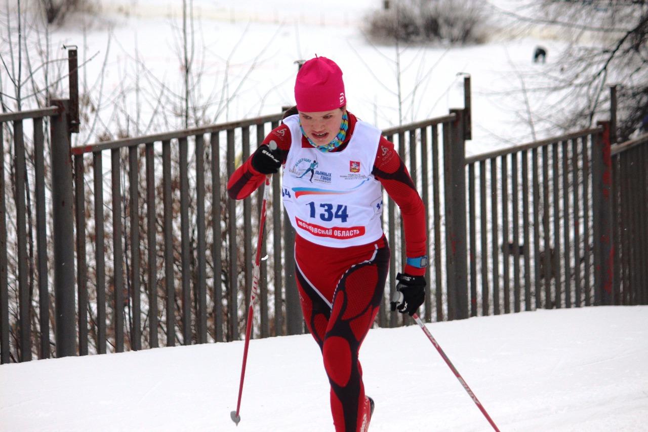 6.Анастасия Лопухова - пятый результат.