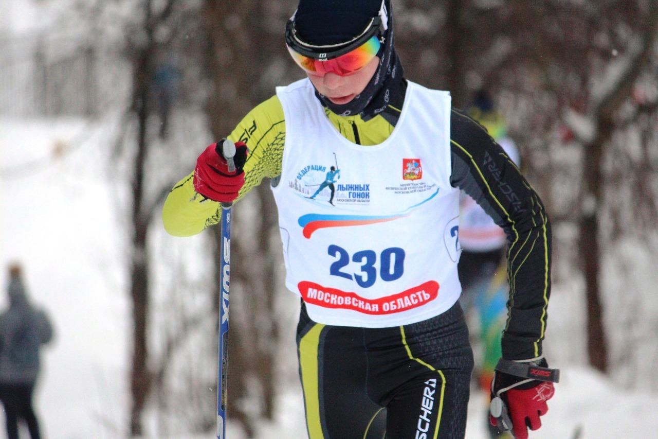 12. Артем Копейкин (Красногорск) - второй результат.