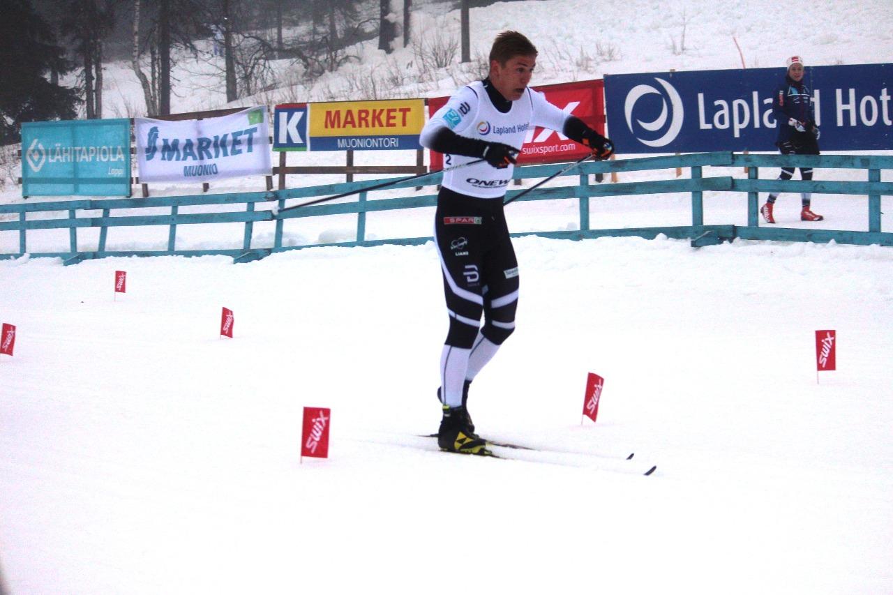 Победный финиш Эрика Вальнеса.