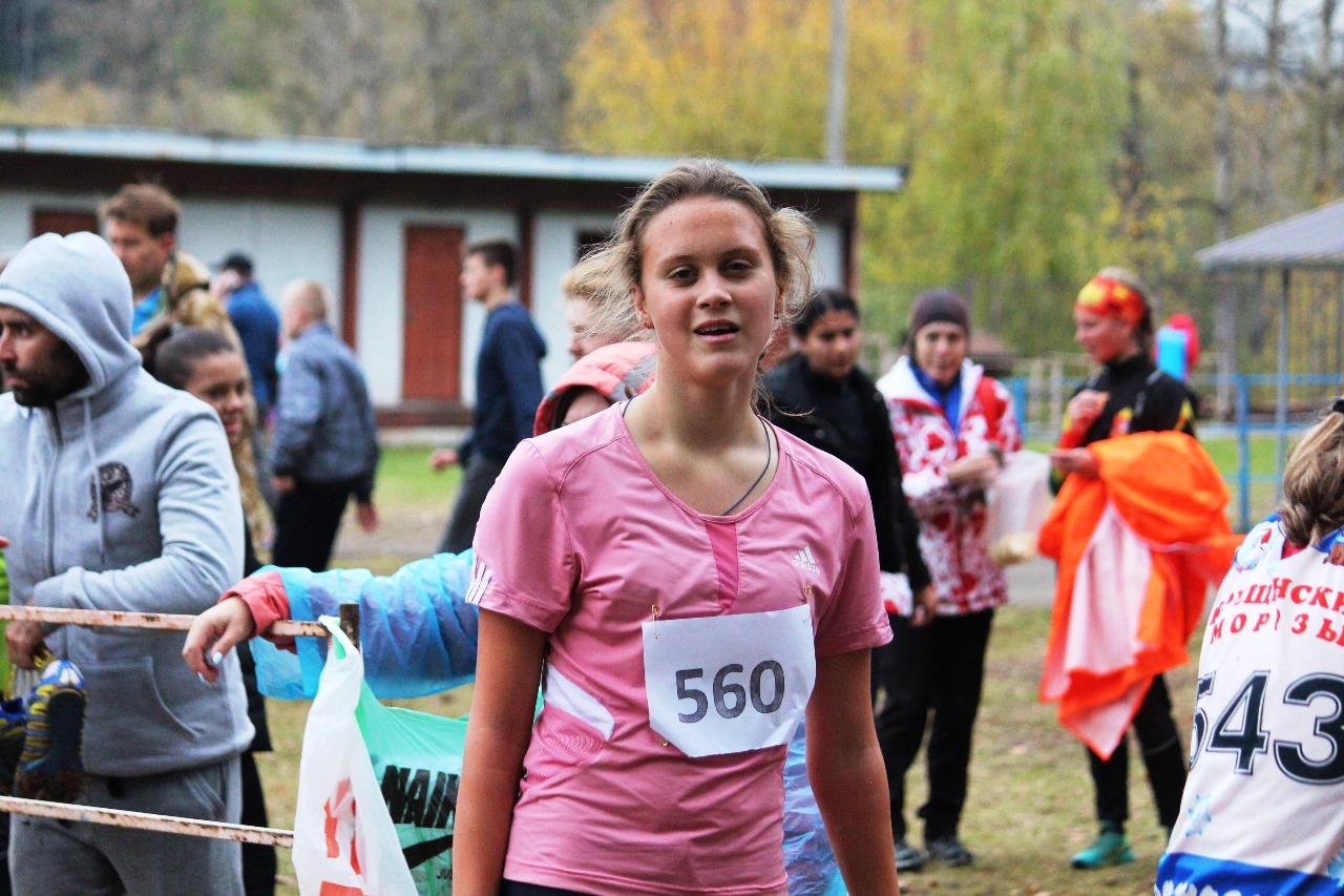 Кристина Костюк (Чехов), 2 результат.