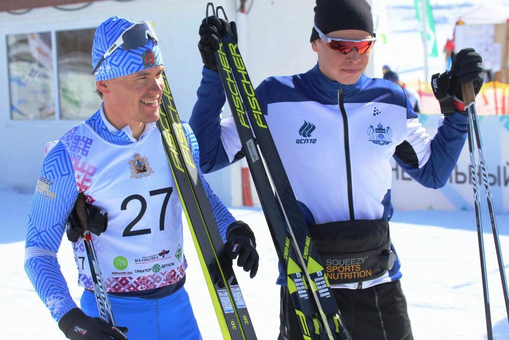 Андрей Мельниченко и Иван Якимушкин