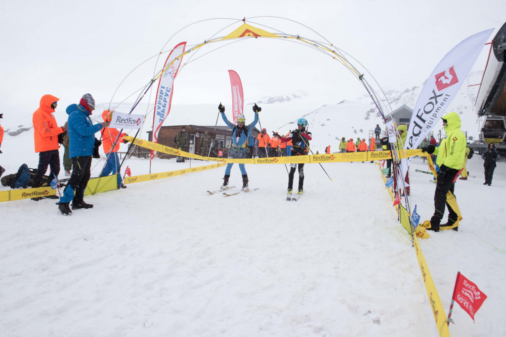Победа Elbrus SkiMonsters Expedition Race 2019.