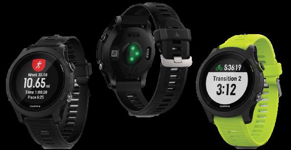 Garmin представила смарт-часы для спортсменов Forerunner 935