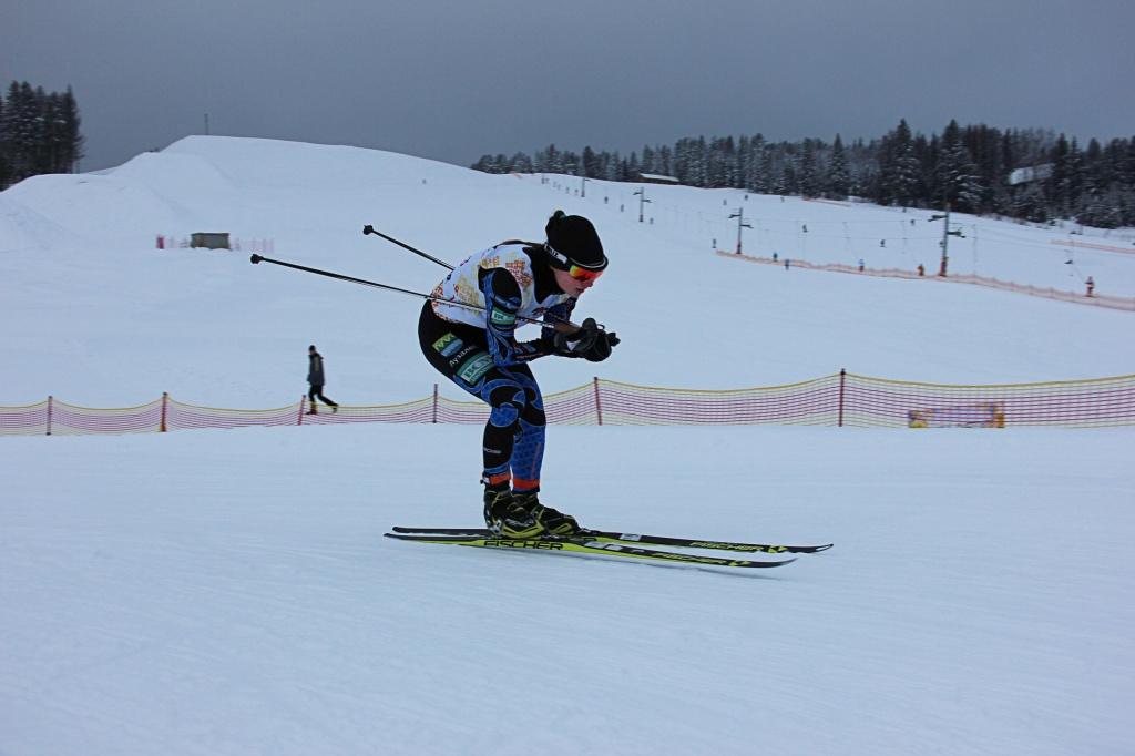 Лыжницы Мурманской области удачно выступили начемпионате СЗФО