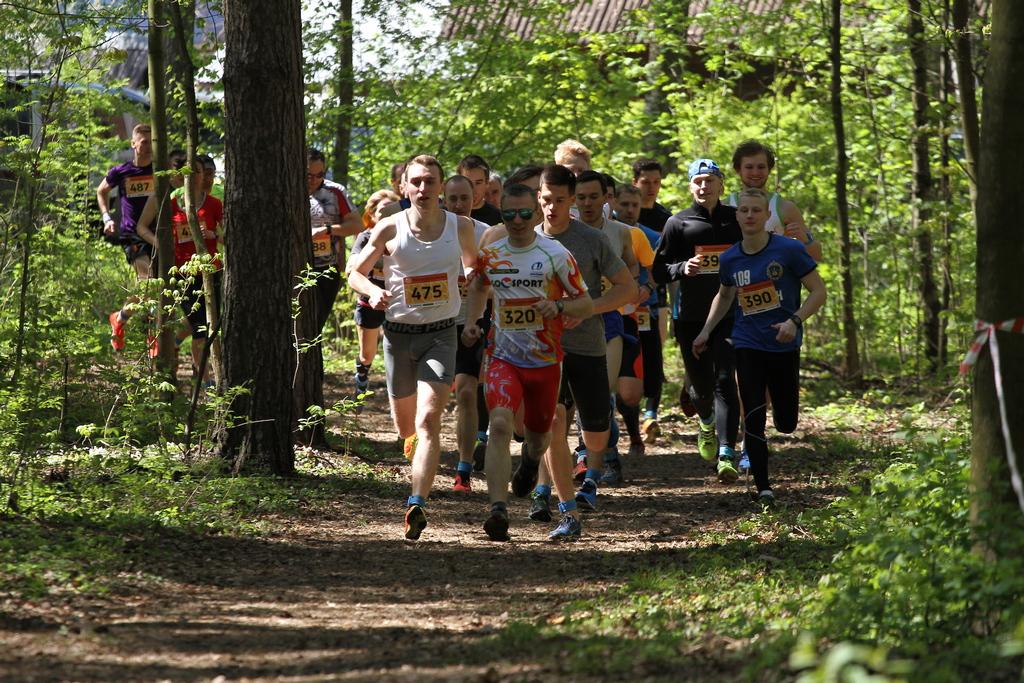 Наши гонки: Почувствуй себя Клэбо уже в это воскресенье и пробеги кросс вместе с Сергеем Рожковым