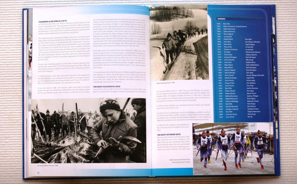 Ретро- и современные фотографии, диаграммы, таблицы, исторические очерки, интервью - вот что является содержанием этой во всех отношениях интереснейшей книги.